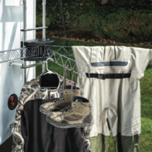Shower Rods & Laundry Accessories
