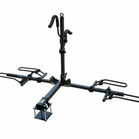 Platform Mount Bike Rack - Model BC-202BA